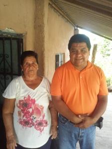 Pastor & Sister Lupe's @ Visitation