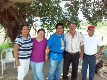 Gus,Reuben,Pastor,Elaine,Margrita